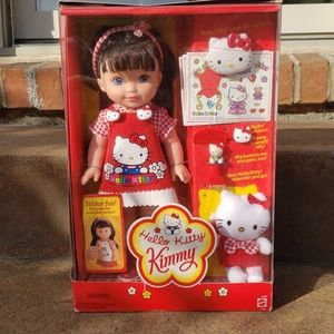 Hello Kitty Kimmy Doll